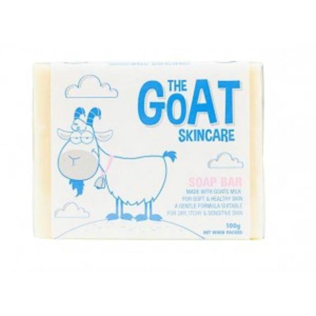 The Goat Skincare 纯手工山羊奶皂 100g(原味)