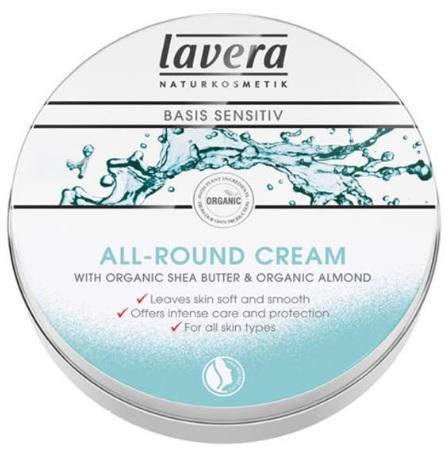 【荷兰DOD】凑单包邮+满减:Lavera 拉薇 有机基础护理抗敏全效润肤霜 (孕妇可用) 150ml 约¥42