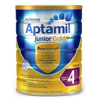 【全场满88澳免邮 限重3kg】Aptamil 爱他美 金装4段婴幼儿奶粉 900g