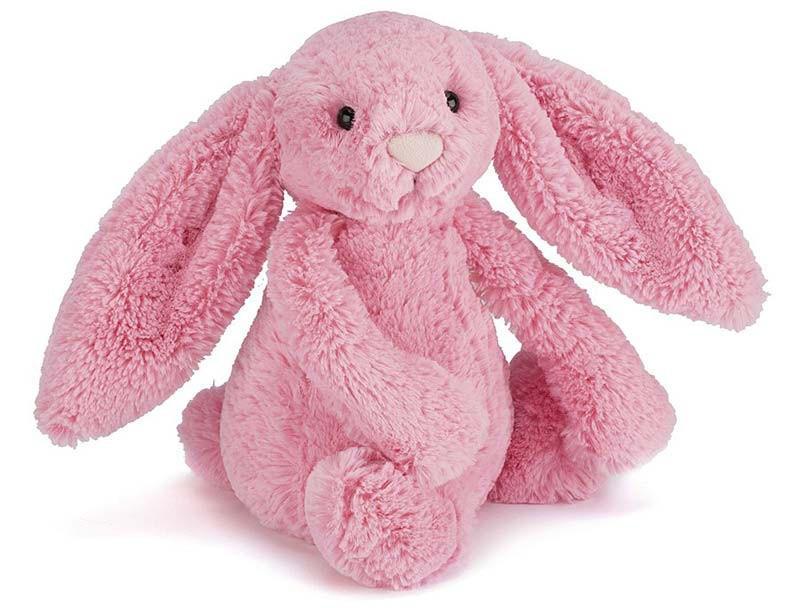 【包邮装】JellyCat 柔软安抚玩偶邦尼兔 1只(水果粉色 M中号 31cm) 商品价格:179元