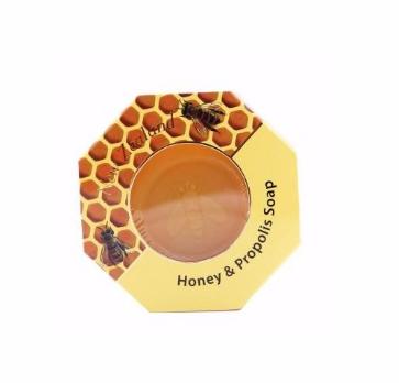 【满78钮减8钮+5钮】Parrs 帕氏蜂蜜蜂胶皂沐浴皂140g 沐浴抗菌皂