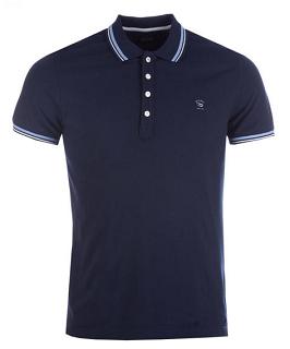 【GetTheLabel中文网】Diesel 男士时尚Polo衫,5.8折报价为£34.99(约¥308)
