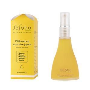 Jojoba 荷荷巴 100%天然荷荷巴油原液 85ml