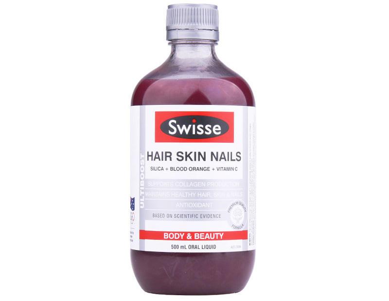 Swisse 美白嫩肤液体胶原蛋白口服液 500ml(美容养颜) 商品价格:119元