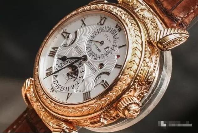 奢侈品手表品牌有哪些 奢侈品手表排行榜