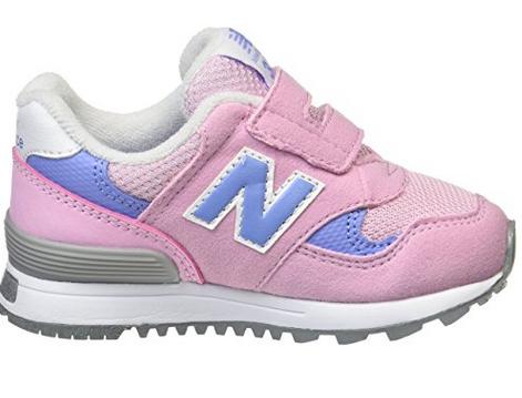 日本亚马逊精选new balance新百伦、asics亚瑟士等品牌小童鞋