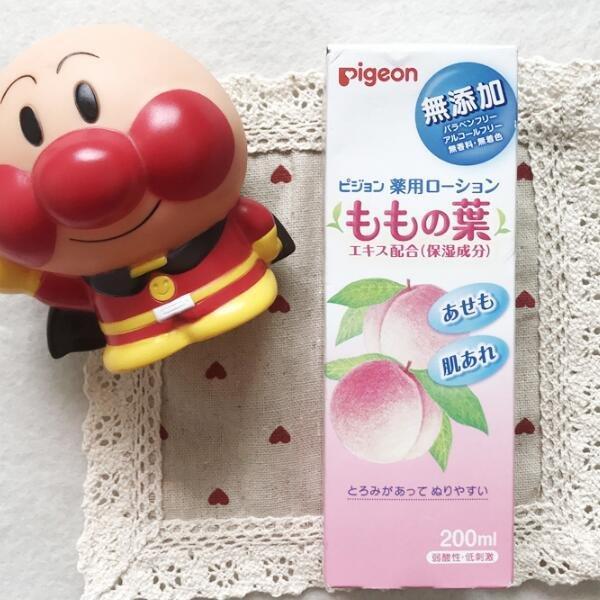 刚需可入!Pigeon 贝亲桃叶精华防痱子水200ml 特价821日元(约¥48)