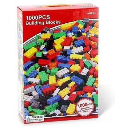 Play 新西兰兼容乐高积木玩具 BuildingBricks1000片 单件包邮价NZ$30 19,约147元