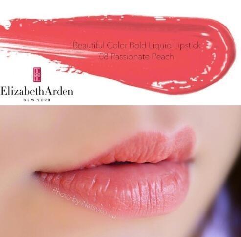 断货王!Elizabeth Arden 雅顿唇釉 Passionate Peach水蜜桃色号 特价£11.6,约103元