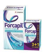 【免邮+特价】Arkopharma 艾蔻 Forcapil 抗脱发增发护甲胶囊 180粒+60粒