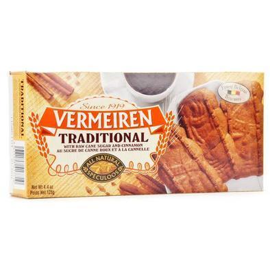 比利时经典饼干125g 周三支付宝日 下单立减3欧 叠加 全场满78欧 免邮 4kg内 用码:YF78