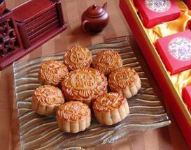 海淘月饼须谨慎 含有肉、蛋的月饼禁止入境