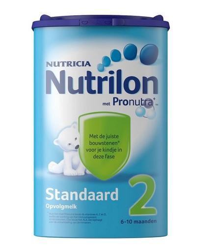 【荷兰DOD】用码满88欧包邮:Nutrilon 牛栏 婴幼儿标准配方奶粉3段 800g