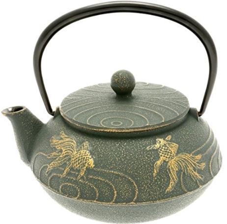 亚马逊海外购日本Iwachu岩铸铸铁茶壶精选