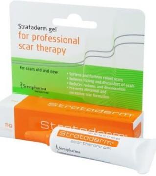 【德国DC】Strataderm 施可复 自风干型专业除疤凝胶 5g