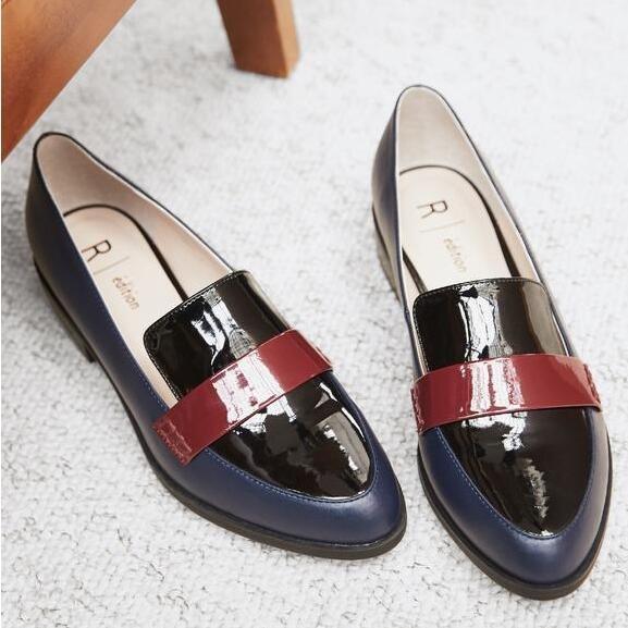 R edition 女士低帮平底乐福鞋 折后实付€41,凑单免费直邮到手¥320