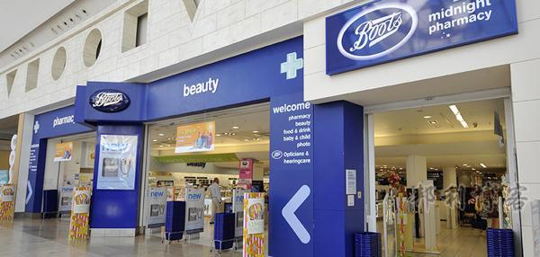 【Boots】英国的第一医药美妆零售连锁店