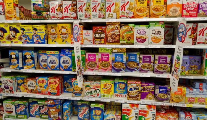 你知道Cereal, Granola, Muesli, Porridge的区别吗?