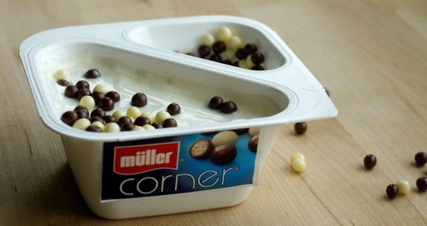 英国超市里那些好吃的酸奶