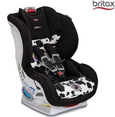 美版高端款,美亚畅销同款!Britax 宝得适 MARATHON ClickTight Convertible儿童安全座椅1999元