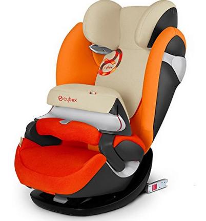 CYBEX 赛百适 PALLAS 派乐斯 M-FIX 儿童安全座椅(9-36kg,约9个月-12岁),两色可选1680元