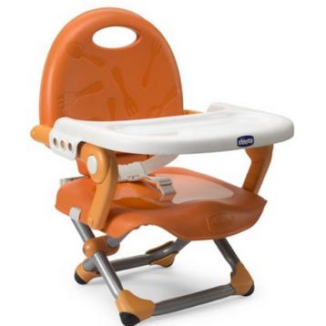 Chicco 智高 Pocket Snack 儿童餐椅,3色可选114.95元(直邮低至129元,历史新低)