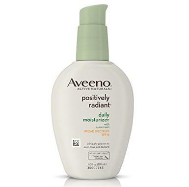 Aveeno 防晒亮肤 保湿乳液 120ml80.26元(直邮低至90元)