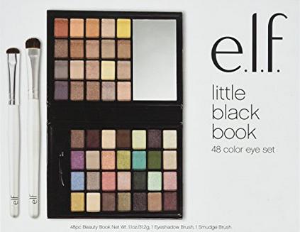 美亚销量第一,e.l.f. 48色眼影盘65.31元(直邮低至83元)