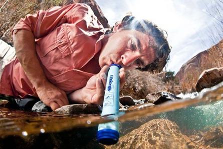 LifeStraw 生命吸管 直饮过滤器$12.5,约合91元(历史新低)