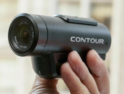 Contour ROAM3 第一视角免持 全高清运动摄像机1299元