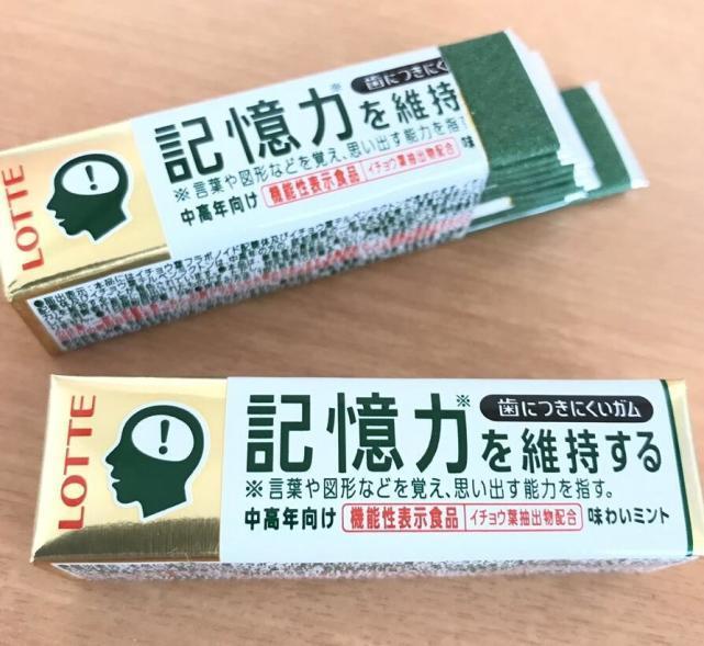 """日本""""记忆力口香糖""""成海淘代购新宠 但真的管用吗?"""