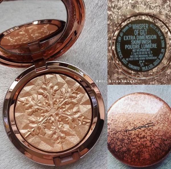 MAC魅可Snow Ball 圣诞限量彩妆10月发售