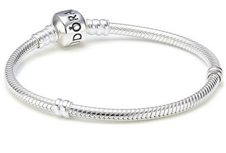 销量第一,PANDORA 潘多拉 蛇链基础手链590702HV 折后¥307.3包邮