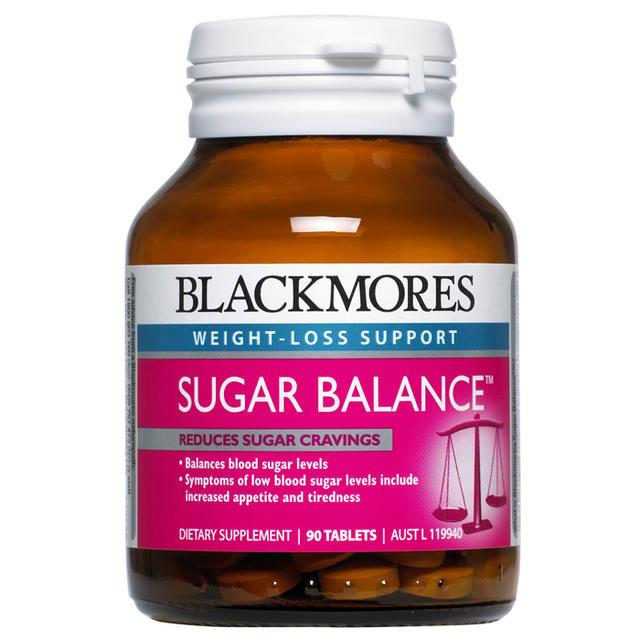 Blackmores血糖平衡片 缓解糖尿 辅助降低血糖 90粒