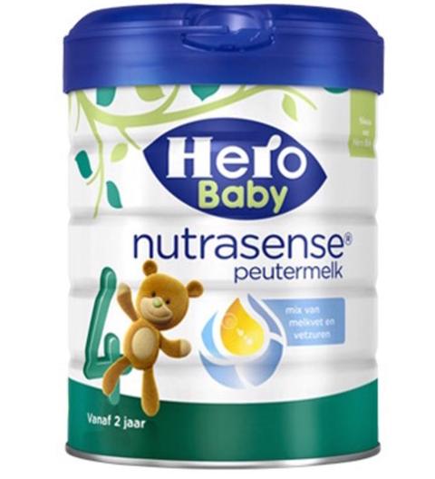 【荷兰DOD】新人注册享满减:Hero Baby 白金版 4段婴幼儿配方营养奶粉 700g(适合2岁以上)