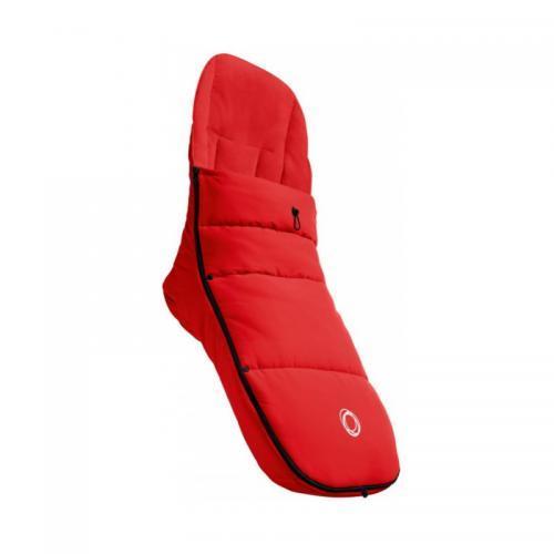 德国直邮 Bugaboobee大睡袋适配于各类Bugaboobee婴儿推车 红色 现价1770元!