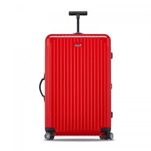 到手价3877元!德国直邮 RIMOWA日默瓦 超轻空气系列万向轮旅行箱 80L红色