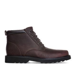 【GetTheLabel中文网】Rockport男士Main Route高帮皮靴,7.6折报价为£79.99(约¥716)