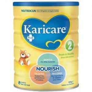【全场满79澳立减8澳 】Karicare 可瑞康 婴幼儿配方奶粉 2段 900g