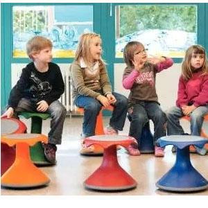 败欧洲团购:德国学校专用HOKKI座椅,包邮包税或自己转运