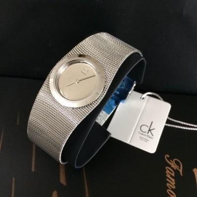 CALVIN KLEIN IMPULSIVE系列 女士石英腕表 K3T23128 码后特价$55,转运约¥442