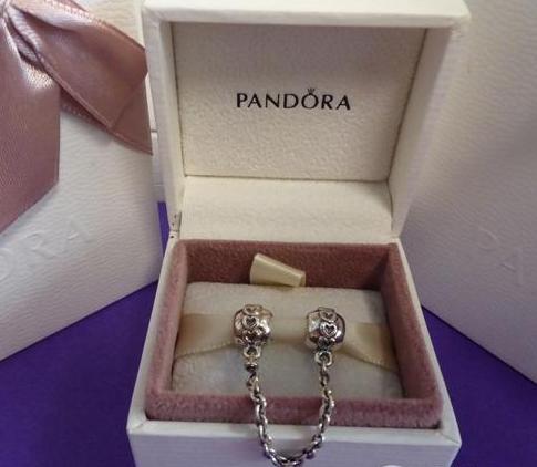 Pandora潘多拉 791088-04 爱心安全链 Prime会员到手约¥248.81
