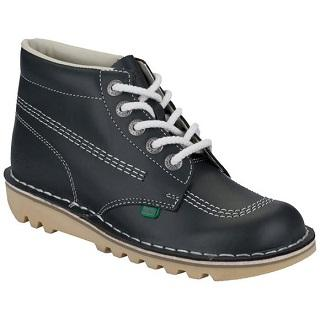 【GetTheLabel中文网】Kickers 女士Kick高帮皮靴,8.1折报价为£64.95(约¥581)