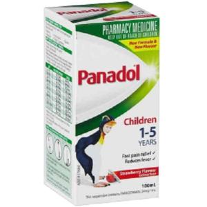 【全场满79澳立减8澳,满108澳立减12澳】Panadol 儿童免疫调节 抗感滴液 1-5岁(无色素 草莓味)