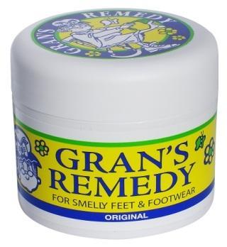 【新西兰PD】【爆款】Grans Remedy 新西兰神奇除脚臭粉(原味)50g  仅需NZ$13 95 约¥66
