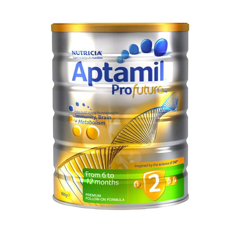 【新西兰PD】【奶粉补货】Aptamil 爱他美 白金版婴幼儿奶粉 900g 2段 3罐包邮装  NZ$162 约¥768