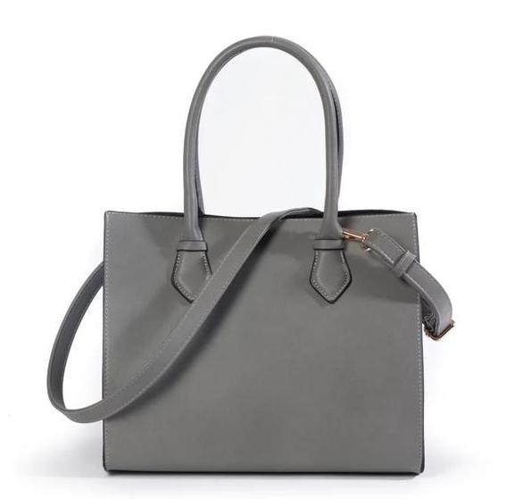 【法国LR】秒杀包邮:ATELIER R 女士纯色简约手提包到手仅需312元!价格新低!