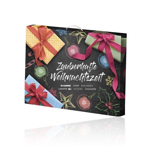 【德国VicNic百货】限量版 - Jil Sander, Lacoste 圣诞倒数礼物盒
