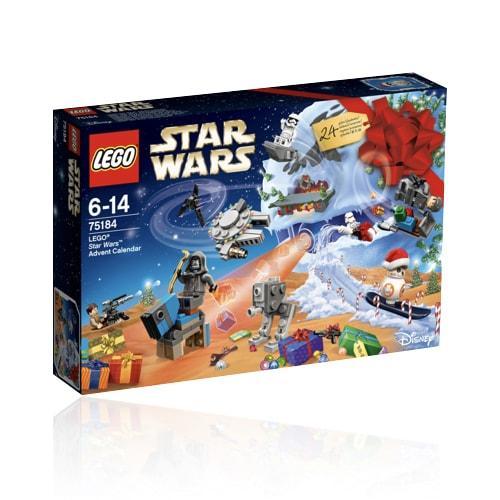 【德国VicNic百货】LEGO 星球大战圣诞倒数礼物盒,足足24款,天天有礼直到圣诞日