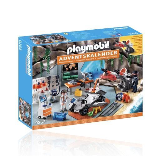 【德国VicNic百货】限量版 Playmobil 特务工作坊圣诞倒数礼物盒